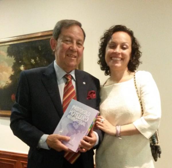 Ángela García Carrasco y juan Ángel Gato