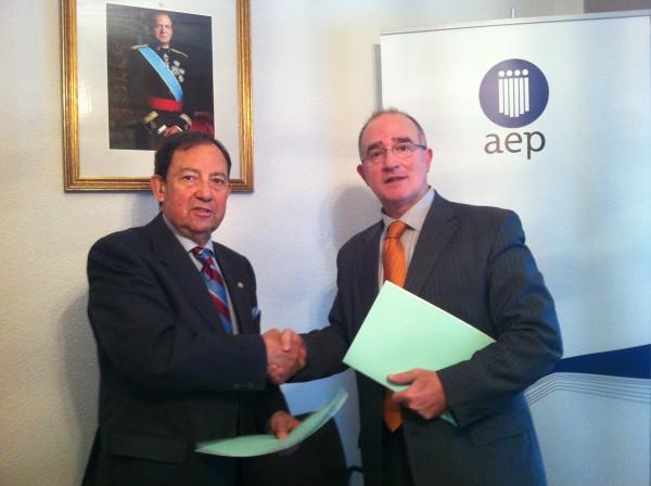 Convenio AEP con Ediciones Protocolo