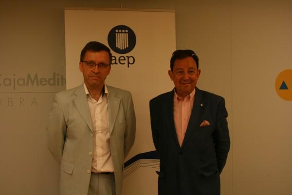 La asociación española de protocolo presenta su nueva delegación territorial de murcia