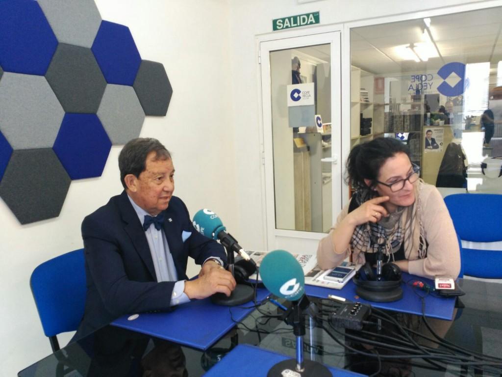 Entrevista del Presidente en Cope Yecla