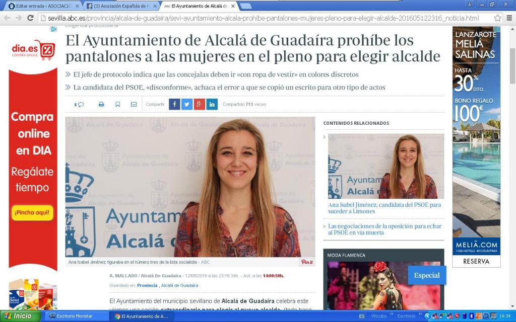 Articulo ABC_ Ayuntamiento Alcalá de Guadaíra
