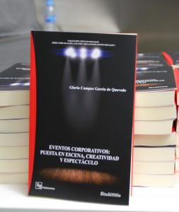 Portada libro Gloria Campos