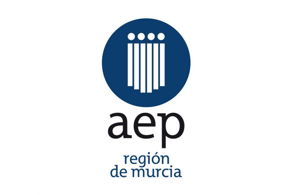 Logotipo AEP Región de Murcia