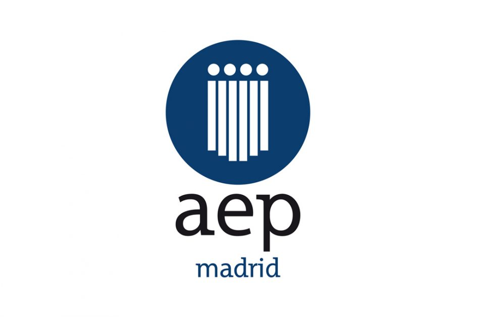 Logotipo AEP Madrid