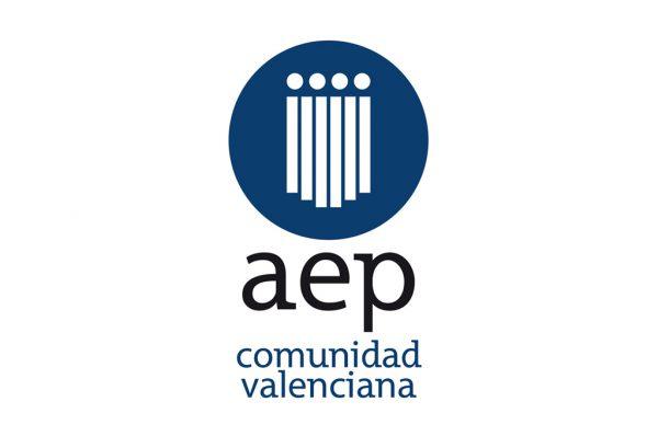 Logotipo AEP Comunidad Valenciana
