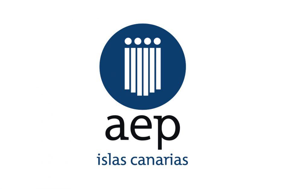 Logotipo AEP Islas Canarias