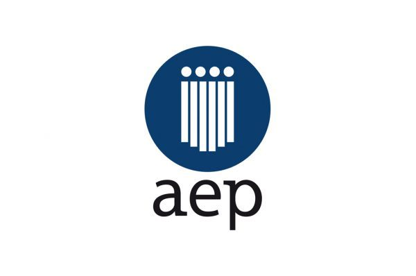 Logotipo AEP