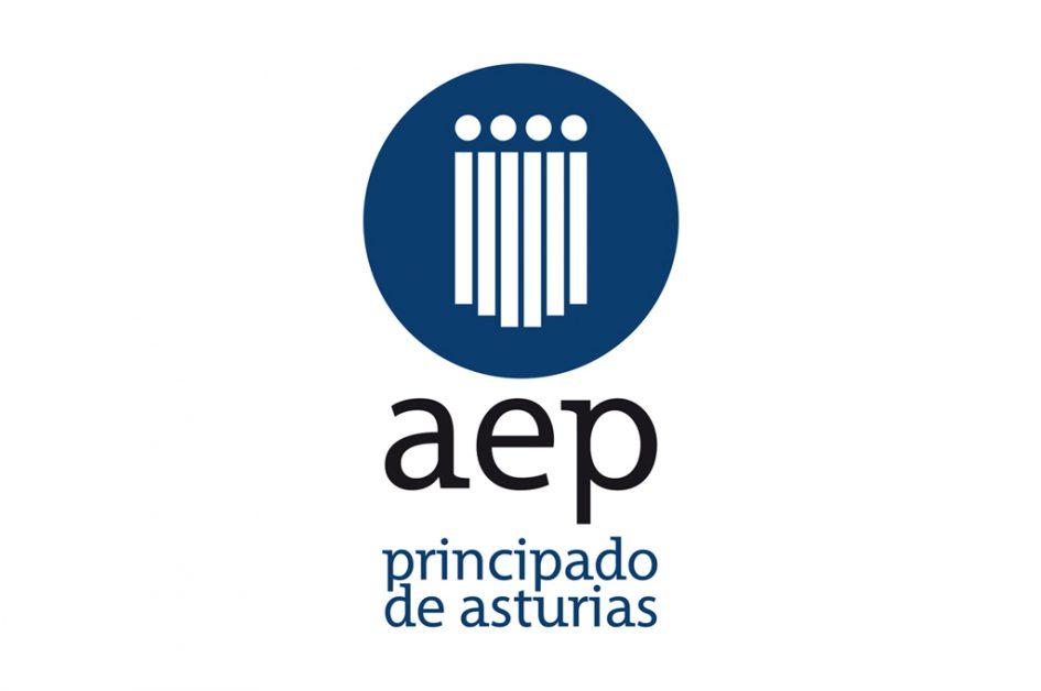 Logotipo AEP Principado de Asturias