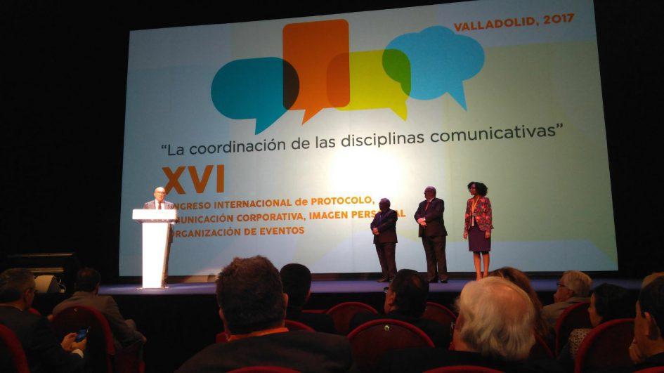 inauguración del XVI Congreso de Valladolid