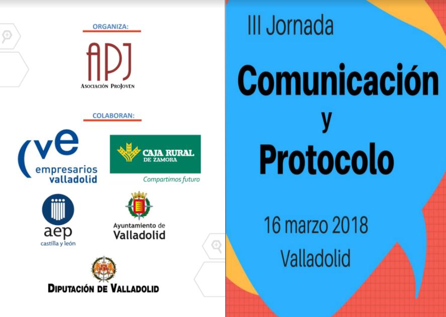 jornada de comunicación y protocolo