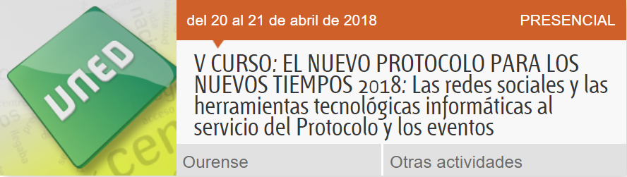 curso uned ourense
