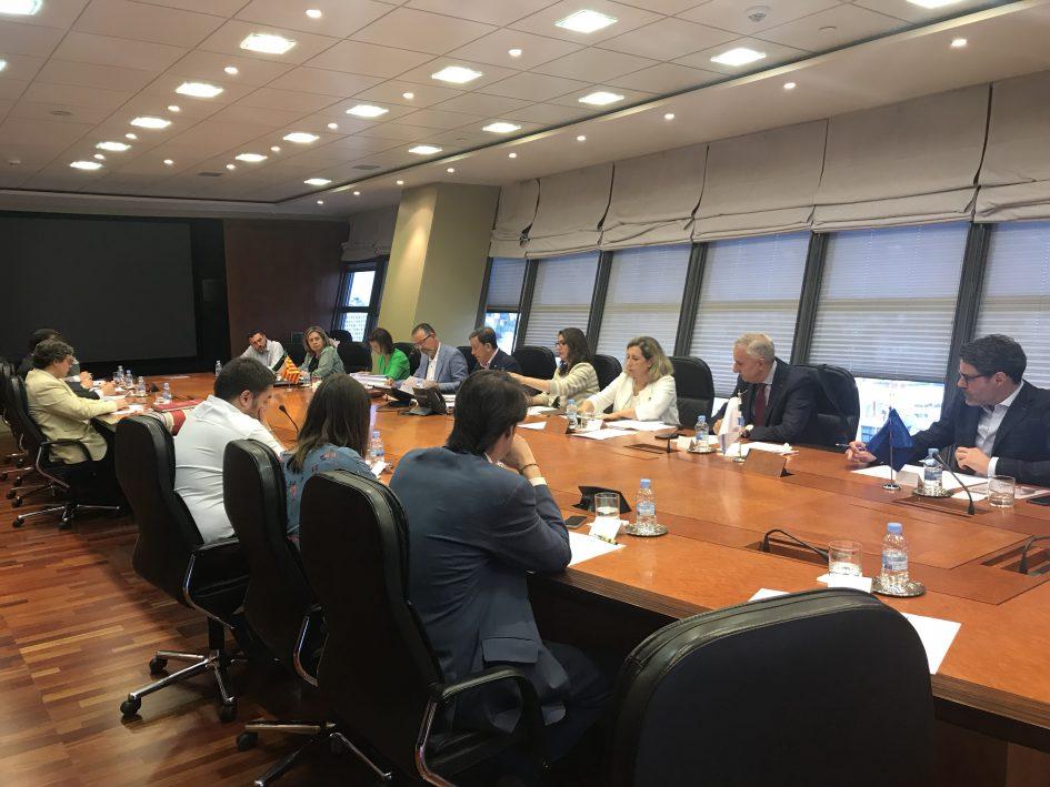 Junta Directiva Asociación Española de Protocolo