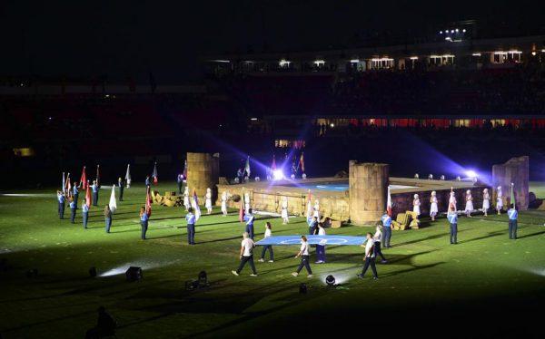 Los Juegos del Mediterráneo 2018