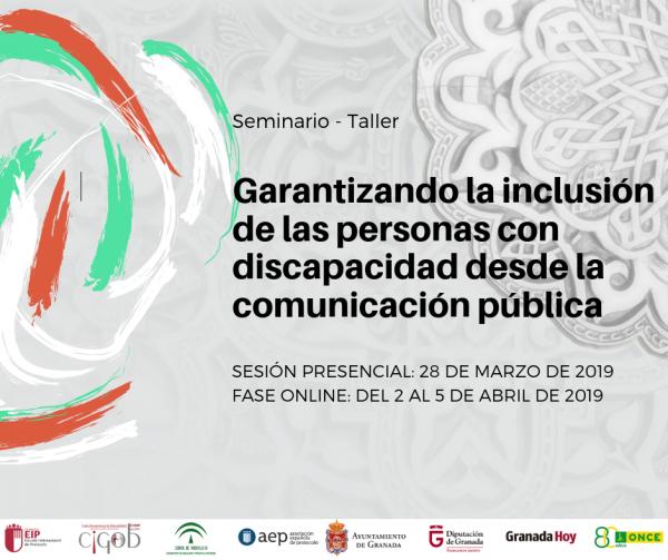 seminario EIP-AEP Granada