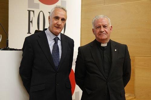 Juan José Feijoo y Enrique Somavilla